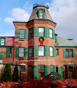 Holidays at Mount Hope: Open House