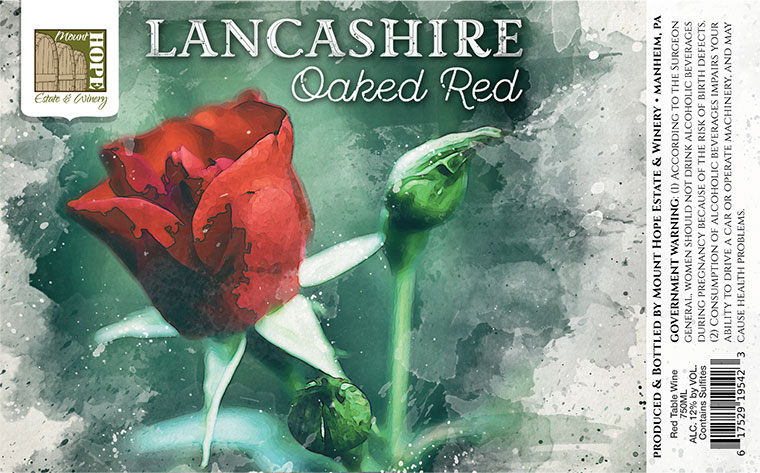 Mount Hope Lancashire Oaked Red Label