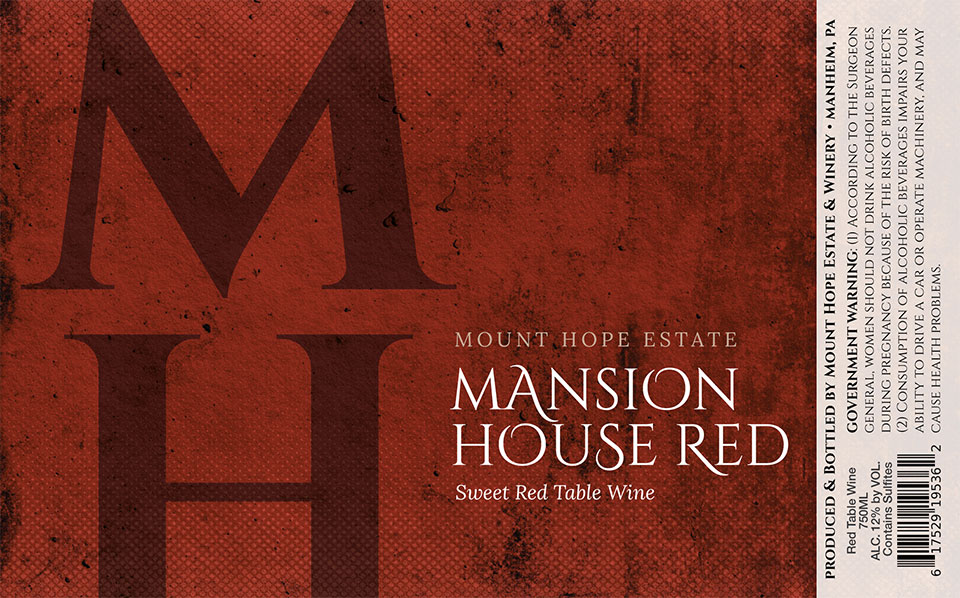Mansion House Red Label