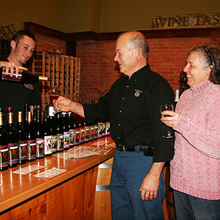 Mount Hope Tastings